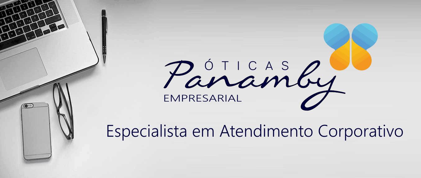 oticas panamby banner especialista em atendimento corporativo